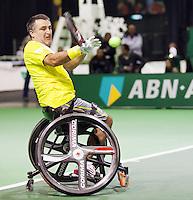 14-02-13, Tennis, Rotterdam, ABNAMROWTT, .Stephane Houdet