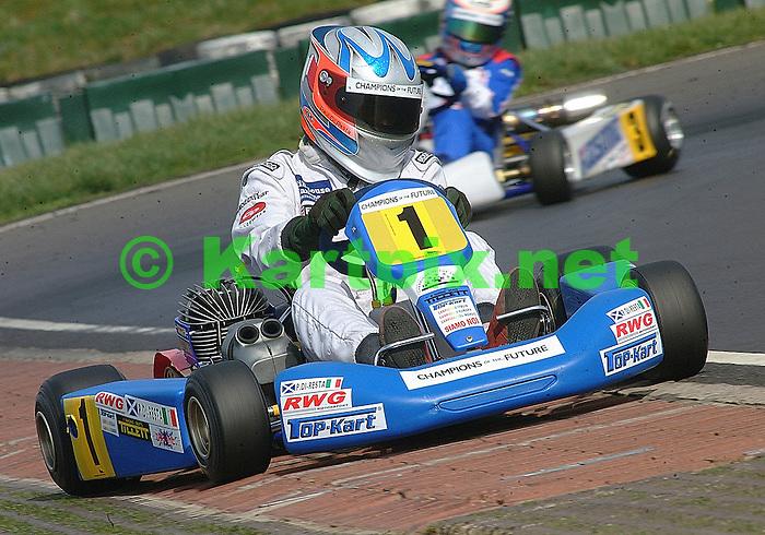 Paul Di Resta, JICA, COF, PFI, Junior Intercontinental A, Karting.