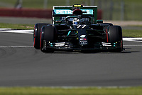 31st July 2020, Silverstone, Northampton, UK;  FIA Formula One World Championship 2020, Grand Prix of Great Britain, free practise;  77 Valtteri Bottas FIN, Mercedes-AMG Petronas Formula One Team