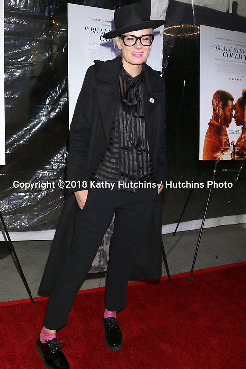 "LOS ANGELES - DEC 4:  Caroline Eselin-Schaefer at the ""If Beale Street Could Talk"" Screening at the ArcLight Hollywood on December 4, 2018 in Los Angeles, CA"