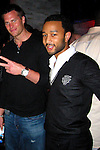 Tom Brady & John Legend Party in Miami 01/31/2007