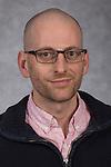 Donald Opitz, Associate Professor, School For New Learning, DePaul University, is pictured in a studio portrait Wednesday, March 01, 2017. (DePaul University/Jeff Carrion)