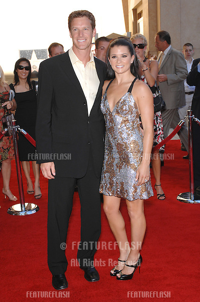 Danica Patrick at the 2007 ESPYS Sports Awards at the Kodak Theatre, Hollywood..July 11, 2007  Los Angeles, CA.Picture: Paul Smith / Featureflash