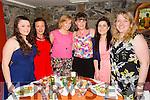 Enjoying a double birthday celebration at Unos Restaurant are Amy McKenna, Marian McKenna (birthday girl),Denise Kerins, Aoife O'Hanlon, Christine O'Hanlon (birthday girl) And Koren O'Brien