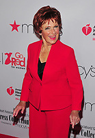 NEW YORK, NY - February 8: Marion Ross at the Red Dress / Go Red For Women Fashion Show at Hammerstein Ballroom on February 8, 2018 in New York City Credit: John Palmer / MediaPunch