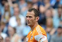 Brad Davis (11) midfield Houston Dynamo ..Sporting Kansas City and Houston Dynamo played to a 1-1 tie at Sporting Park, Kansas City, Kansas.