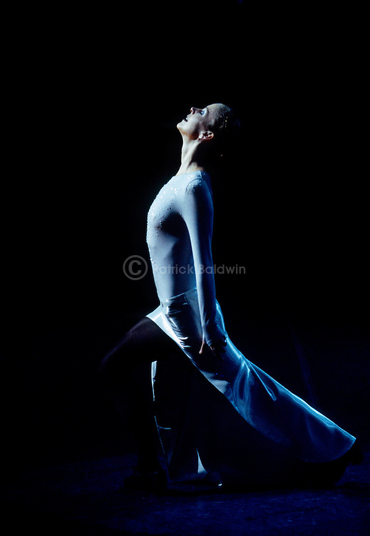 Dancing on Dangerous Ground. Irish Riverdance spin off performed at Theatre Royal Drury Lane.