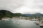 Picton, NEW ZEALAND - January 17: Picton Maritime Festival January 17, 2015 in Wellington, New Zealand.  REAL PEOPLE.  (Photo by Elias Rodriguez/ real-people.co.nz)