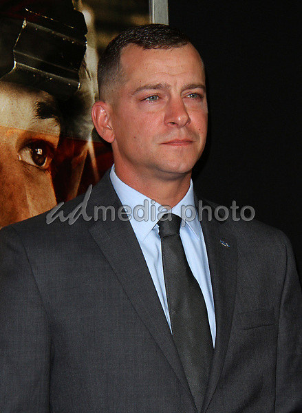 """23 October 2017 - Los Angeles, California - Adam Schumann. """"Thank You For Your Service"""" Premiere held at the Regal L.A. Live Theatre in Los Angeles. Photo Credit: AdMedia"""