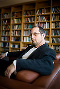 March 20, 2009. Chapel Hill, NC.. UNC professor and author, Bart Ehrman.