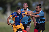 Patumahoe won the the Plate final against Weymouth. Counties Manukau Club 7's tournament held at Karaka Sports Park on Saturday November 5th, 2016.<br /> Photo by Richard Spranger