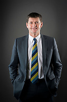 Picture by Allan McKenzie/SWpix.com - 09/02/18 - Cricket - Yorkshire County Cricket Club Corporate Headshots - Headingley Cricket Ground, Leeds, England - Martyn Moxon.