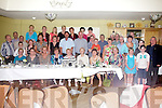 A family reunion of the O'Neill's, Hynes, McGill's, Lyons & O'Donoghue's took place in the Ring of Kerry Hotel Cahersiveen on Saturday night last.