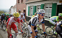 John Degenkolb (DEU/Giant-Shimano) while climbing Casselberg for the 2nd time<br /> <br /> Gent-Wevelgem 2014