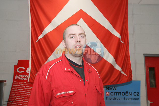 Jack Doran Motors.Photo By Fran Caffrey/Newsfile.ieJack Doran Motors.Photo By Fran Caffrey/Newsfile.ie