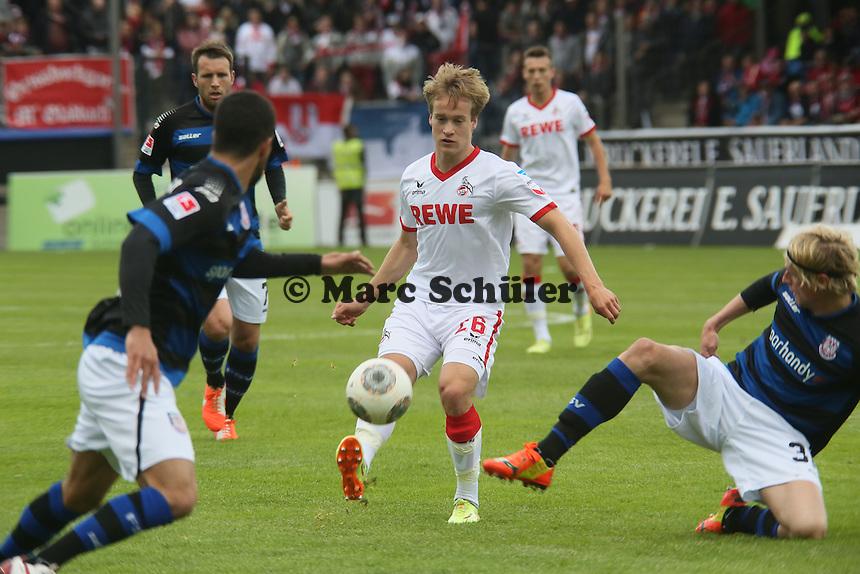 Brad Finne (Koeln)- FSV Frankfurt vs. 1. FC Koeln, Frankfurter Volksbank Stadion
