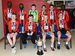 Drogheda Town U-12 Premier League winners. Photo:Colin Bell/pressphotos.ie