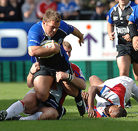 20,05/06 Powergen Cup Bath Rugby vs Bristol Rugby, Lee Mears.  Bath, ENGLAND, 01.10.2005   © Peter Spurrier/Intersport Images - email images@intersport-images..