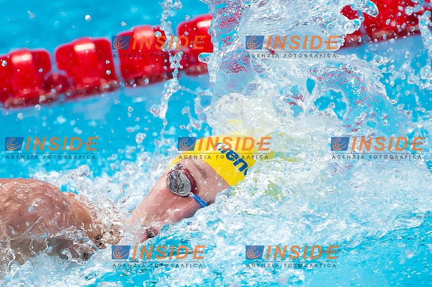 SJOSTROM Sarah SWE<br /> Swimming - Women's  100m freestyle heats<br /> Day 14 06/08/2015<br /> XVI FINA World Championships Aquatics Swimming<br /> Kazan Tatarstan RUS July 24 - Aug. 9 2015 <br /> Photo Giorgio Perottino/Deepbluemedia/Insidefoto