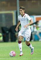 Danilo Avelar durante l'incontro di calcio di Serie A   Frosinone - Torino  allo  Stadio Matusa di   di Frosinone ,23 Agosto 2015