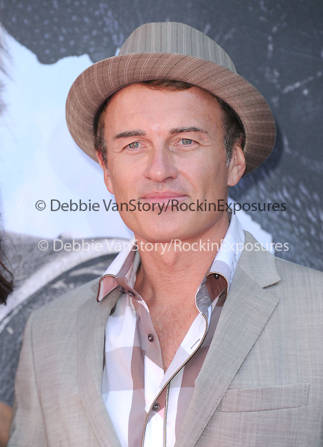Julian McMahon  attends The Twentieth Century Fox's How To Train Your Dragon 2 Premiere at The Regency Village in Westwood, California on JUNE 08,2014                                                                               © 2014 Hollywood Press Agency