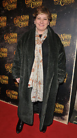 Emily Thornberry at the &quot;Girl From The North Country&quot; press night, Noel Coward Theatre, St Martin's Lane, London, England, UK, on Thursday 11 January 2018.<br /> CAP/CAN<br /> &copy;CAN/Capital Pictures