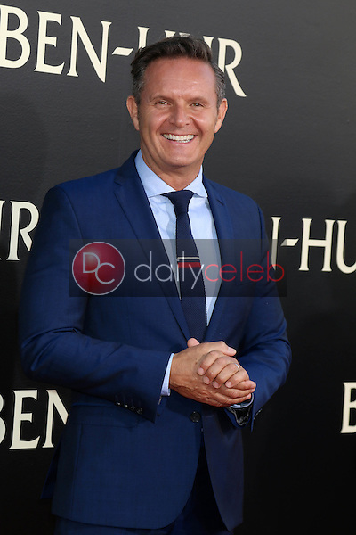 Mark Burnett<br /> at the &quot;Ben-Hur&quot; Premiere, TCL Chinese Theater IMAX. Hollywood, CA 08-16-16<br /> David Edwards/DailyCeleb.com 818-249-4998