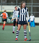 Den Haag - Hoofdklasse hockey dames, HDM-GRONINGEN  (6-2).  Pien Dicke (HDM) COPYRIGHT KOEN SUYK