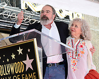 LOS ANGELES - FEB 12:  Mandy Patinkin, Kathryn Grody at the Mandy Patinkin Star Ceremony on the Hollywood Walk of Fame on February 12, 2018 in Los Angeles, CA