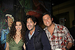All My Children Ricky Paull Goldin is the host and is joined by AMC Alicia Minshew and The Bachelor Bob Guiney (band) for a benefit concert for victims of Hurricane Sandy on December 9, 2012 at Prohibition, New York City, New York. The evening started with an open bar and hors d'oeuvres.  (Photo by Sue Coflin/Max Photos)