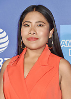 PALM SPRINGS, CA - JANUARY 03: Yalitza Aparicio attends the 30th Annual Palm Springs International Film Festival Film Awards Gala at Palm Springs Convention Center on January 3, 2019 in Palm Springs, California.<br /> CAP/ROT/TM<br /> &copy;TM/ROT/Capital Pictures