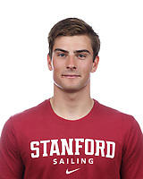 Stanford, CA - September 20, 2019: John Kirkpatrick, Athlete and Staff Headshots