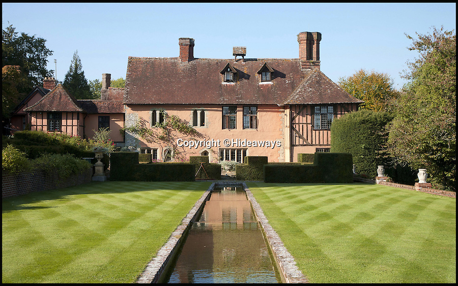 BNPS.co.uk (01202 558833)<br /> Pic: Hideaways/BNPS<br /> <br /> You can now live like a king... but it will cost you £6,000 a week!<br /> <br /> This stunning historic house offers the ultimate 'Lord of the Manor' experience - but you'll need deep pockets to enjoy the life of luxury.<br /> <br /> The Grade II* listed King John's House has eight opulent bedrooms and exquisite period features dating back to medieval times, but staying there will set you back a whopping £5,682 per week.<br /> <br /> The site in Tollard Royal, Wiltshire, was once a Royal hunting lodge used by King John in the early 13th century but since the death of the last owner William Gronow Davis last year it has now become a very exclusive rental property for groups wanting to celebrate a milestone birthday or anniversary in style.