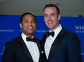 CNN Tonight host Don Lemon, left, and Tim Malone, right, arrive for the 2018 White House Correspondents Association Annual Dinner at the Washington Hilton Hotel on Saturday, April 28, 2018.<br /> Credit: Ron Sachs / CNP<br /> (RESTRICTION: NO New York or New Jersey Newspapers or newspapers within a 75 mile radius of New York City)