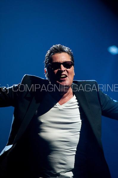 Barry Hay at the Night Of The Proms concert in Antwerp (Belgium, 28/10/2010)