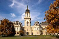 Festetics Baroque Palace (1745-1887) - Keszthely, Lake Balaton, Hungary