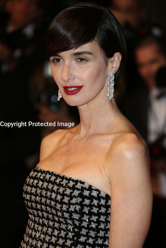 PAZ VEGA<br /> 'In The Fade (Aus Dem Nichts)' Red Carpet Arrivals - The 70th Annual Cannes Film Festival<br /> CANNES, FRANCE - MAY 26: attends the 'In The Fade (Aus Dem Nichts)' screening during the 70th annual Cannes Film Festival at Palais des Festivals on May 26, 2017 in Cannes, France