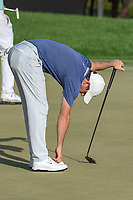 Rory McIlroy (NIR) barely misses his birdie putt on 18 during round 4 of the Arnold Palmer Invitational at Bay Hill Golf Club, Bay Hill, Florida. 3/10/2019.<br /> Picture: Golffile | Ken Murray<br /> <br /> <br /> All photo usage must carry mandatory copyright credit (© Golffile | Ken Murray)