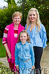 Isabel Fitzgerald with Kathleen and Josie Kelly at the Muckross park Hotel funday in aid of Down Syndrome Ireland on Sunday