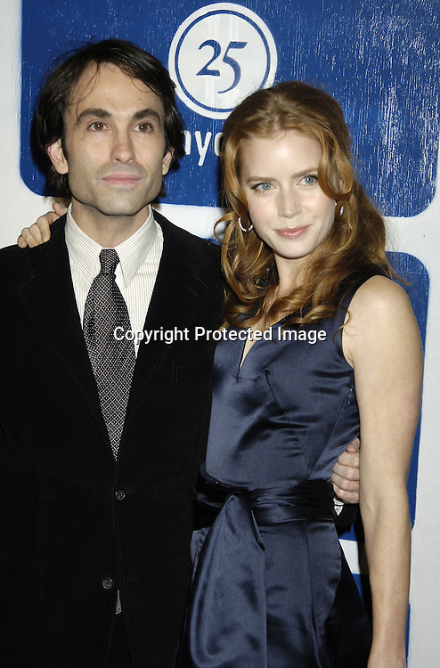 Director Phil Morrison and Amy Adams of Junebug ..at The IFP's 15th Annual Gotham Awards on November 30, 2005 at Pier Sixty. ..photo by Robin Platzer, Twin Images