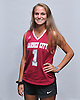 Michaela Bruno of Garden City High School poses for a portrait during the Newsday 2015 varsity field hockey season preview photo shoot at company headquarters on Monday, September 14, 2015