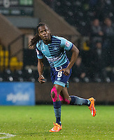 Marcus Bean of Wycombe Wanderers during the Sky Bet League 2 match between Notts County and Wycombe Wanderers at Meadow Lane, Nottingham, England on 10 December 2016. Photo by Andy Rowland.