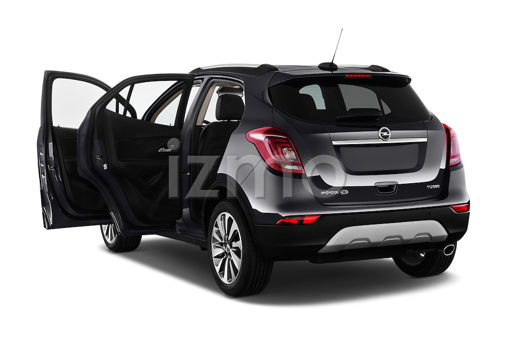 Car images of 2017 Opel Mokka-X Innovation 5 Door SUV Doors