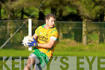 Gneeveguilla defeated Newcestown 0-12 to 1-8 in the Munster Intermediate Club Football Semi Final at Gneeveguilla on Sunday.