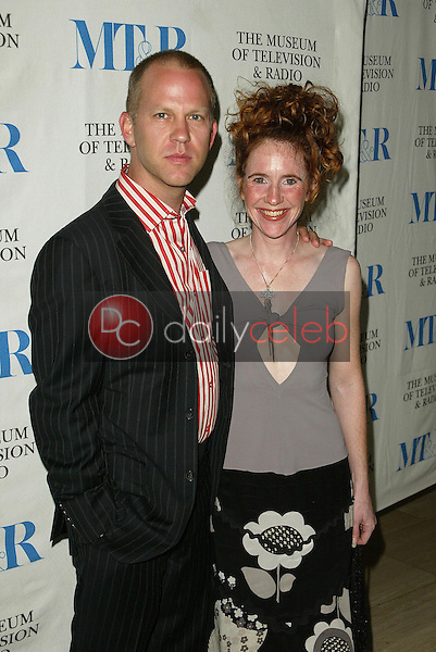 Ryan Murphy and Greer Shephard<br />