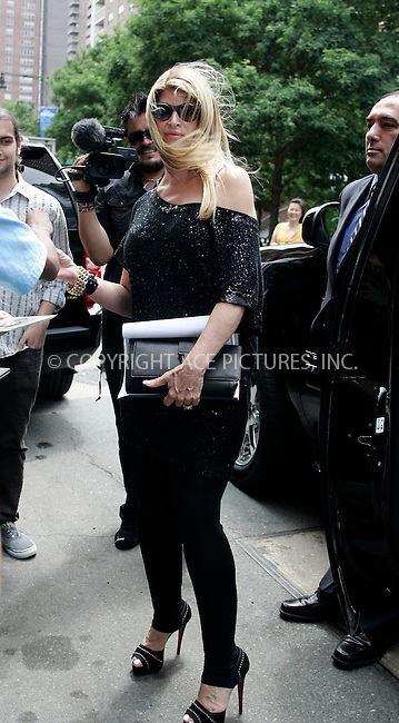 WWW.ACEPIXS.COM . . . . .  ....June 29 2011, New York City....Actress Kirstie Alley leaves her Tribeca hotel on June 29 2011 in New York City....Please byline: CURTIS MEANS - ACE PICTURES.... *** ***..Ace Pictures, Inc:  ..Philip Vaughan (212) 243-8787 or (646) 679 0430..e-mail: info@acepixs.com..web: http://www.acepixs.com