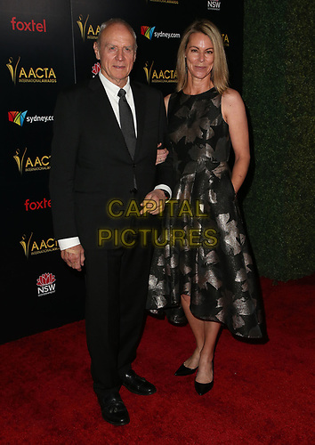 04 January 2019 - West Hollywood California - Tracey Dale, Alan Dale. 8th AACTA International Awards held at Skybar at Mondrian Los Angeles.         <br /> CAP/ADM/FS<br /> ©FS/ADM/Capital Pictures