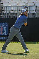 Tommy Fleetwood (ENG) watches his tee shot on 1 during round 1 of the Arnold Palmer Invitational at Bay Hill Golf Club, Bay Hill, Florida. 3/7/2019.<br /> Picture: Golffile | Ken Murray<br /> <br /> <br /> All photo usage must carry mandatory copyright credit (&copy; Golffile | Ken Murray)