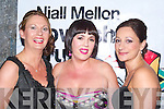 FRIENDS: Helen Pierse,Ann O'Neill and Linda Fitzgerald the best of friends met up at the Niall Mellon Township Trust Charity Gala Ball in the Ballygarry House Hotel & Spa, Tralee on Friday night. ..v....   Copyright Kerry's Eye 2008