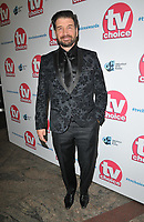 LONDON, ENGLAND - SEPTEMBER 09: Nick Knowles at the TV Choice Awards 2019, London Hilton Park Lane, Park Lane on Monday 09 September 2019 in London, England, UK. <br /> CAP/CAN<br /> ©CAN/Capital Pictures